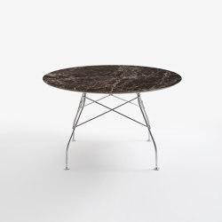 Glossy marble | Mesas comedor | Kartell