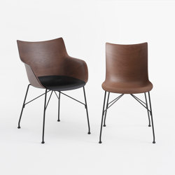 P/Wood | Chairs | Kartell