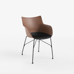 Q/Wood | Chairs | Kartell