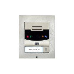2N® IP Solo Silver | Door bells | 2N Telekomunikace