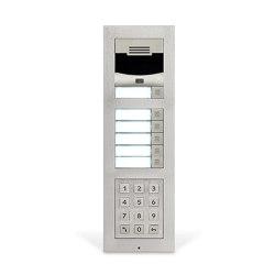 2N® IP Verso Silver   Door bells   2N Telekomunikace