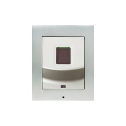2N® Access Unit Fingerprint Reader   Fingerprint scanners   2N Telekomunikace