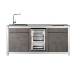Outdoor Kitchens | All-you-need-module | Outdoor kitchens | Wesco