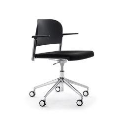 MAKEUP Task Chair | Office chairs | Diemmebi