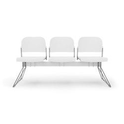 MAKEUP Bench | Sitzbänke | Diemmebi