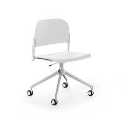 MAKEUP Task Chair | Sillas de oficina | Diemmebi