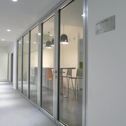 ALUPROTEC 1 leaf door | Porte interni | SVF