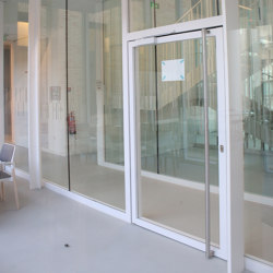 ACIERFLAM 1 leaf door | Porte interni | SVF
