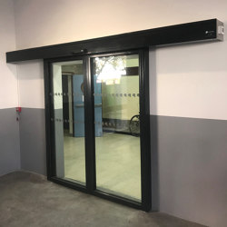 ALUPROTEC Aluminium sliding door | Internal doors | SVF
