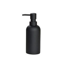 Bathroom Sets | Polir. Bl. Matte Dispens. Ø6,5X18,5 | Soap dispensers | Andrea House