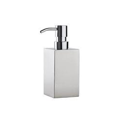 Bathroom Sets | Sq. S/S Soap Dispenser | Soap dispensers | Andrea House