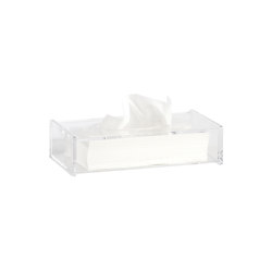 Tissue Boxes | Acr. Tissue Box 26X13X7 cm | Paper towel dispensers | Andrea House