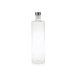 Bottles | Round Glass Bottle 1,5L. | Dinnerware | Andrea House