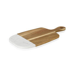 Cutting Boards | Acacia/Mar Cutt Board 38,5X18,5X1,5 | Chopping boards | Andrea House