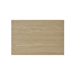 Placemats | Light Wood Eff. Placemat Pvc 45X30 | Table mats | Andrea House