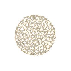 Manteles Individuales | Individual Papel Reciclado Ø36cm | Manteles | Andrea House