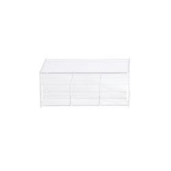 Tea and Coffee Boxes | Acryl. Tea Box 6P. | Behälter / Boxen | Andrea House