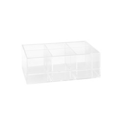Tea and Coffee Boxes | Acrylic Box For Tea 6C. 22,5X14,5X8 | Storage boxes | Andrea House