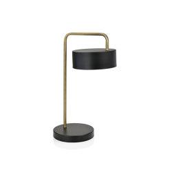 Lighting | Lampada Metal Mid Century 20,5X16X40 | Lampade tavolo | Andrea House