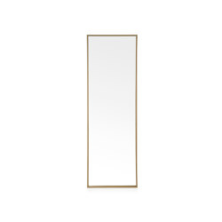 Wall Mirrors | Oak Eff.ect Mirror 40X120cm | Mirrors | Andrea House