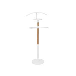 Suit Racks | Cloth Hang White 46. 5X28. 5X113. 5cm | Clothes racks | Andrea House