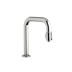 Wudu Pillar Tap Square | Grifería para lavabos | Specialist Washing Co. trading as WuduMate