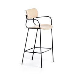 Kiyumi Fabric ST | Bar stools | Arrmet srl