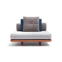 10th Caprera Sofa | Poufs | Exteta