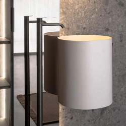 Giro Solidsurface top or wall mounted Washbasin | Lavabos | Inbani