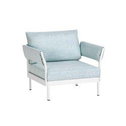 Minu 1-Sitzer Element mit Rücken- und Armlehnen | Sessel | Weishäupl