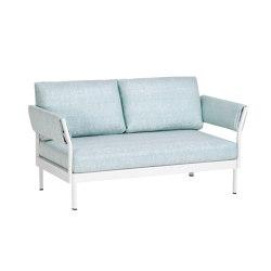 Minu 2-Sitzer-Element mit Rücken- und Armlehnen | Sofas | Weishäupl