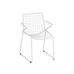 Racket Armchair | Sillas | Weishäupl