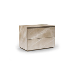Monolite bed-side table | Sideboards | Reflex
