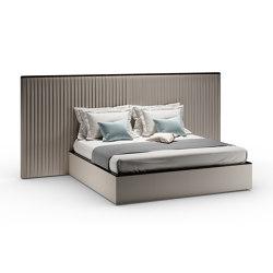 Plissè XL bed | Beds | Reflex