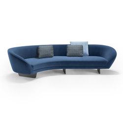 Segno sofa lounge | Sofás | Reflex