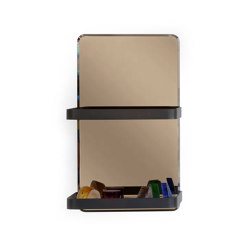 Shelf mirror | Miroirs | Reflex