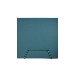 Decibel | Clamp Wall Square | Sistemas fonoabsorbentes de pared | Johanson Design