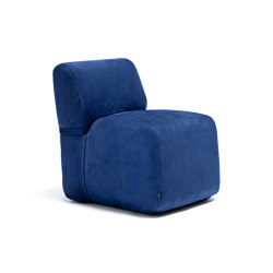Soft Armchair Small | Sessel | Exteta