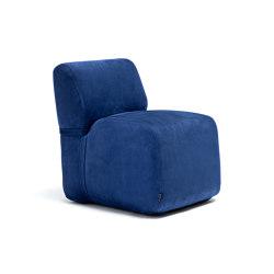 Soft Armchair Small | Armchairs | Exteta