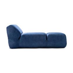 Soft Chaise Longue | Chaise longues | Exteta