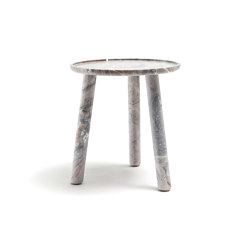 Stone Round Table | Tables d'appoint | Exteta