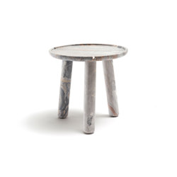 Stone Round Table | Side tables | Exteta