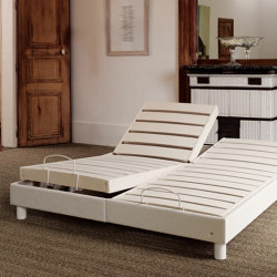 Adjustable Bed Base Trecaflex Manuel | Bedframes | Treca Paris