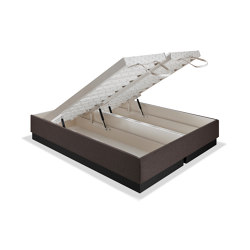 Bed Base Trecaflex Box | Bedframes | Treca Paris