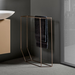 Forma Freestanding Towel Rack | Towel rails | Inbani