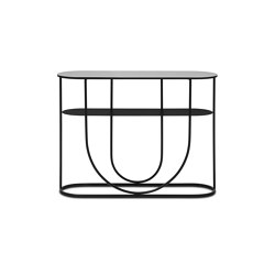 Aisle Console Table 2830 | Tables consoles | BoConcept