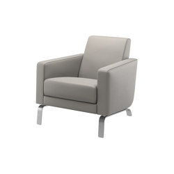 Fly Lounge Chair L023 | Armchairs | BoConcept