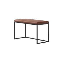 London Bench B007 small with cushion | Benches | BoConcept