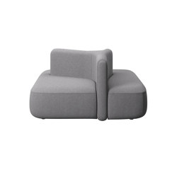 Ottawa Sofa 0400 square low back | Seating islands | BoConcept