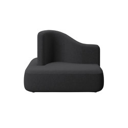 Ottawa Sofa 0500 square high back | Asientos isla | BoConcept